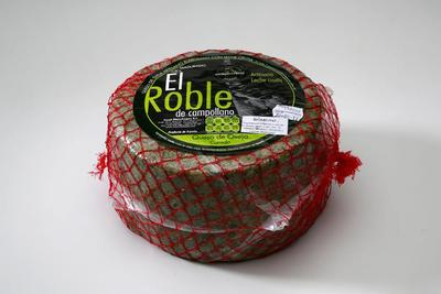 EL ROBLE DE CAMPOLLANO OVEJA AL ROMERO
