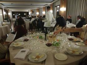 SOPAR TOT FORMATGES al HOTEL AMPURDAN DE FIGUERES