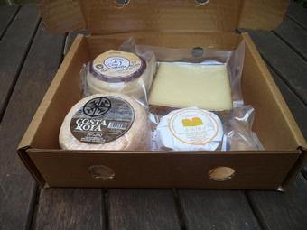 Selecció especial formatges catalans