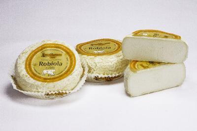 Robiola 3 leches (vaca, oveja y cabra)