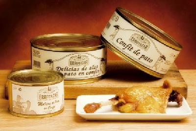 Muslos de pato (2) en confit