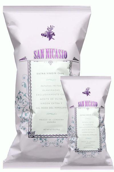 Patatas fritas San Nicasio - Bolsa 150 gr.