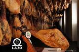 Ibéricos : JAMONES LAZO : Jamón ibérico de bellota