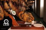 Ibéricos : JAMONES LAZO : Paletilla ibérica de bellota