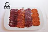 Ibéricos : JAMONES LAZO : Chorizo ibérico de bellota