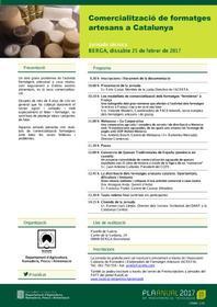 Jornada Tècnica sobre Comercialització de Formatges Artesans
